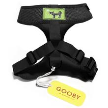 Freedom Dog Harness by Gooby - Black