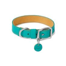 Frisco Dog Collar by RuffWear - Melt Water Teal