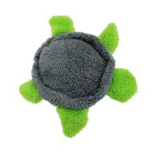 Fuzzie's Soft Dog Toy by Cycle Dog - Turtle