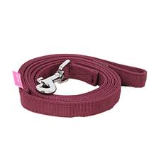 Gallant Dog Leash by Pinkaholic - Wine