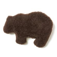 Gallatin Grizzly Dog Toy by West Paw - Chocolate