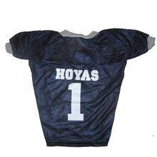 Georgetown Hoyas Dog Jersey
