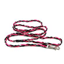 Ghost Dog Leash - Neon Pink