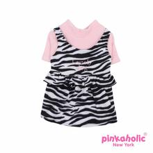 Glamor Dog Dress by Pinkaholic - Black