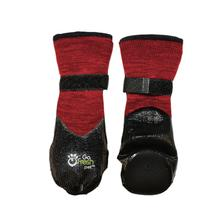 Go Fresh Pet All Terrain Dog Booteez - Scarlet Red