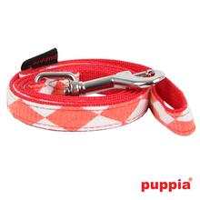 Grand Prix Dog Leash by Puppia - Red