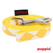 Grand Prix Dog Leash by Puppia - Yellow