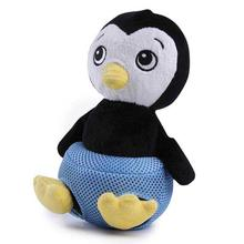 Grriggles Bathing Beauties Dog Toy - Penguin
