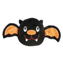 Grriggles Boo Bat Dog Toy - Orange