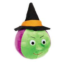 Grriggles Halloween Gang Dog Toy - Witch