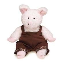 Grriggles Hoedown Hog Dog Toy - Boy