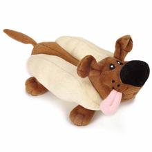 Grriggles Lunchmate Dog Toy - Hotdog