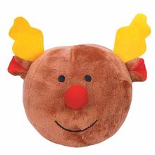 Grriggles Snowball Gang Dog Toy - Reindeer