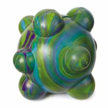 Grriggles Swirleez Ball Dog Toy - Green