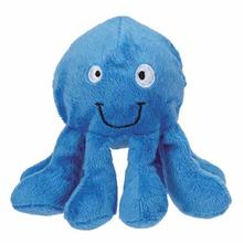 Grriggles Under the Sea Squeaker Ball Dog Toy - Octopus