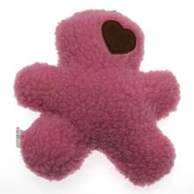Grriggles Yukon Berber Boys Dog Toy - Pink
