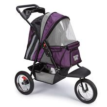 Guardian Gear Sprinter EXT Pet Stroller - Plum