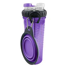 H-DuO with Companion Cup - Purple