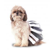 Halloween Bones Dog Tutu