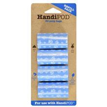 HandiPOD Poop Bag Refills - Blue