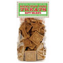 Happy Holidays Dog Treats by Polka Dog Bakery