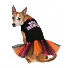 Happy HOWL-O-WEEN Tutu Dog Dress