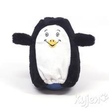 Hard Boiled Softies Dog Toy - Petey the Penguin