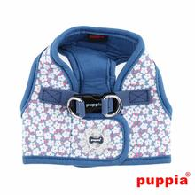 Hawthorn Dog Harness Vest by Puppia - Blue