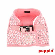 Hawthorn Dog Harness Vest by Puppia - Light Pink
