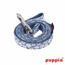 Hawthorn Dog Leash by Puppia - Blue