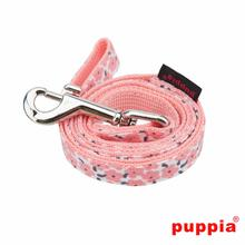 Hawthorn Dog Leash by Puppia - Light Pink