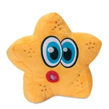 Hear Doggy Plush Dog Toy - Starfish
