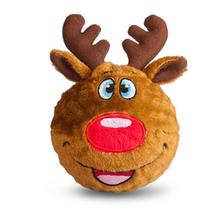 Holiday Faballs Dog Toy - Reindeer