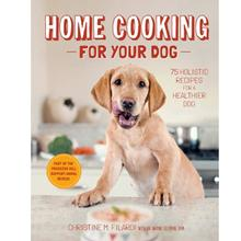 Home Cooking for your Dog Book