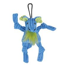 Huggle Hounds Woodland Knotties Toy - Blue Moose
