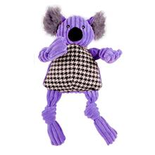 HuggleHounds Knotties Dog Toy - Koala