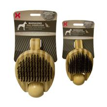 Hugs Massaging Palm Dog Brush