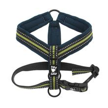 Hurtta Padded Dog H-Harness - Juniper