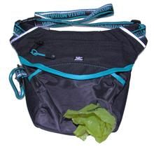 Hurtta Sprint Bag - Teal Blue Trim