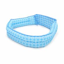 iCool Polka Dot Dog Scarf by Dogo - Blue