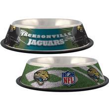 Jacksonville Jaguars Dog Bowl