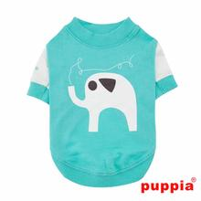 Jumbo Dog Shirt by Puppia - Aqua