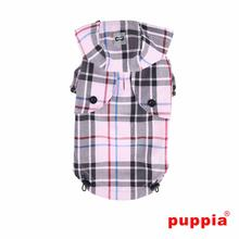 Junior Dog Raincoat by Puppia - Pink