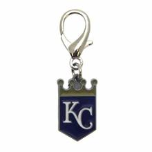Kansas City Royals Logo Dog Collar Charm