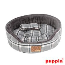 Kemp Dog Bed by Puppia - Gray