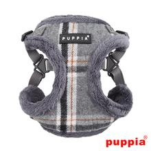 Kemp Dog Harness by Puppia - Gray