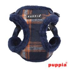Kemp Dog Harness by Puppia - Navy