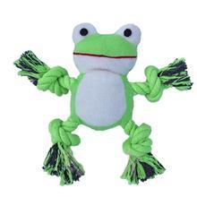 Kermey The Frog Dog Toy