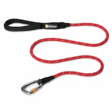 Knot-A-Leash Dog Lead by Ruff Wear - Red Currant