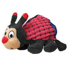 Kong Picnic Patches Dog Toy - Ladybug